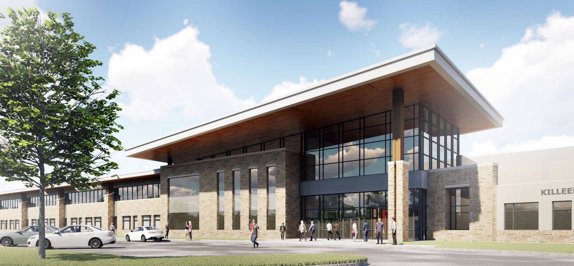 Killeen High School to get big facelift