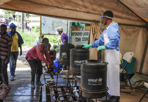 Uganda says a traveling Congolese girl has Ebola | KWKT - FOX 44