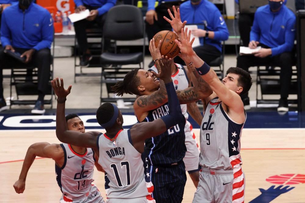 Magic beat Wizards130-120 despite Westbrook's historic night – FOX 46  Charlotte