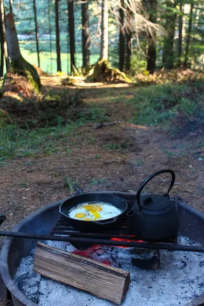 Glamping on Orcas Island plus 10 glamping essentials
