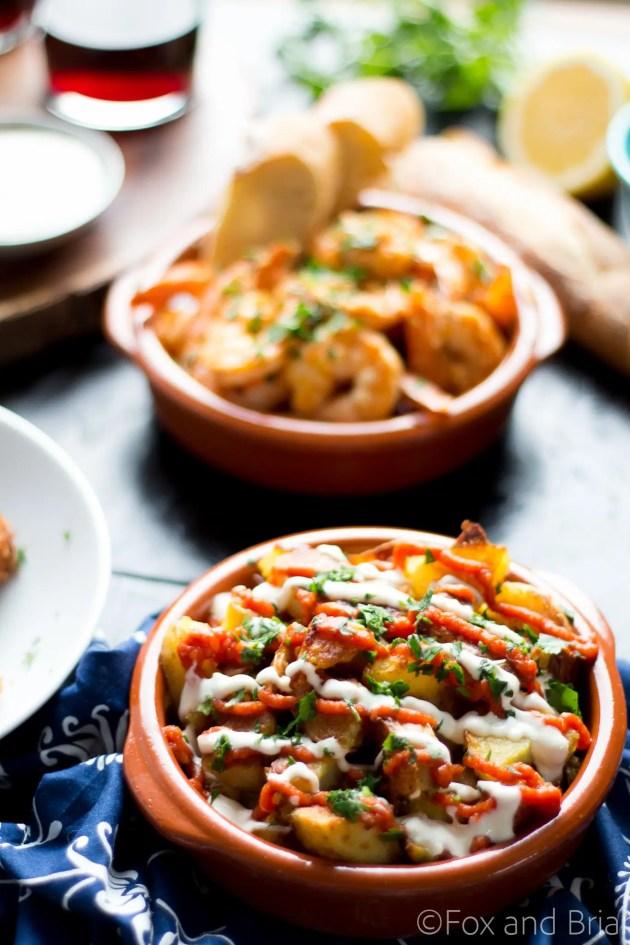 Patatas Bravas America S Test Kitchen