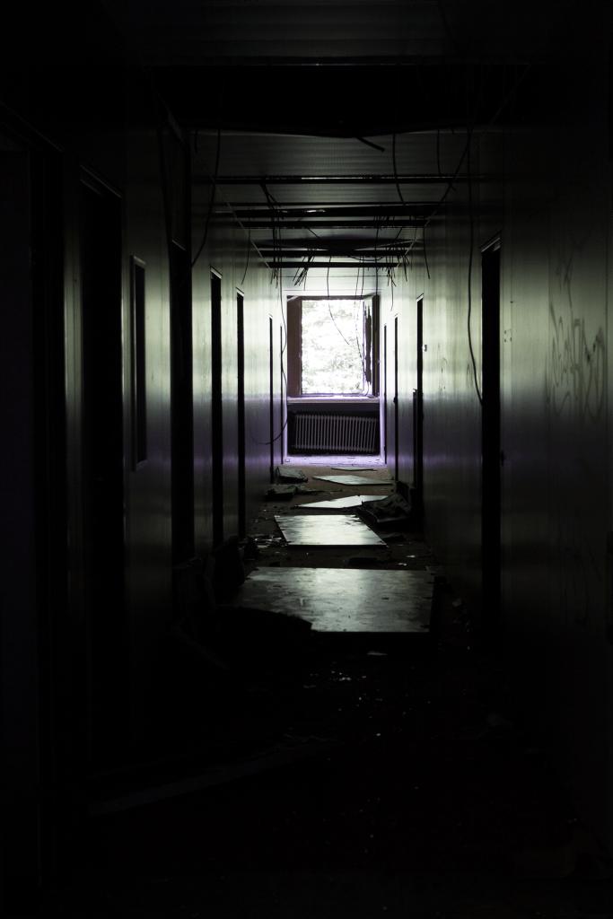 Path Photography Abandoned Creepy Urbex Exploration