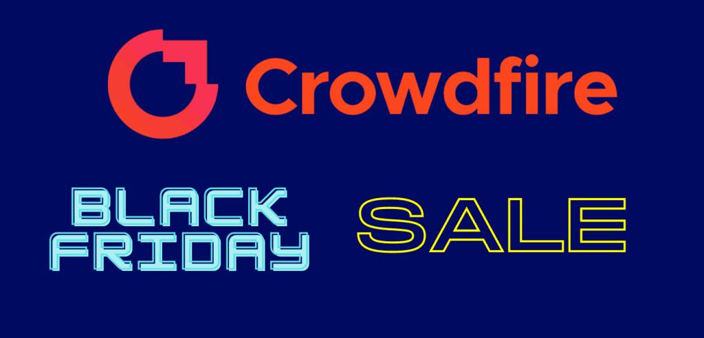 Crowdfire Black friday deals