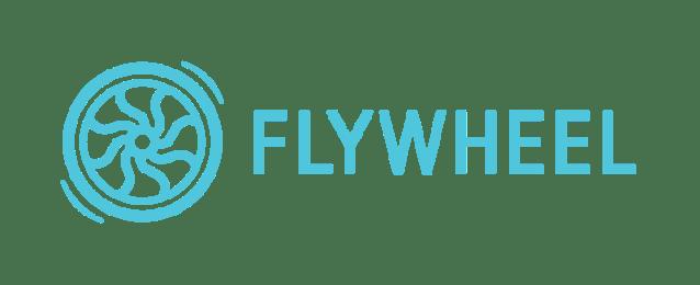 Flywheel Web hosting logo