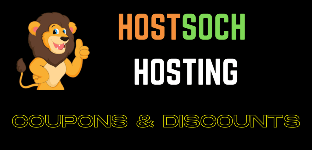 Hostsoch Coupons and discounts
