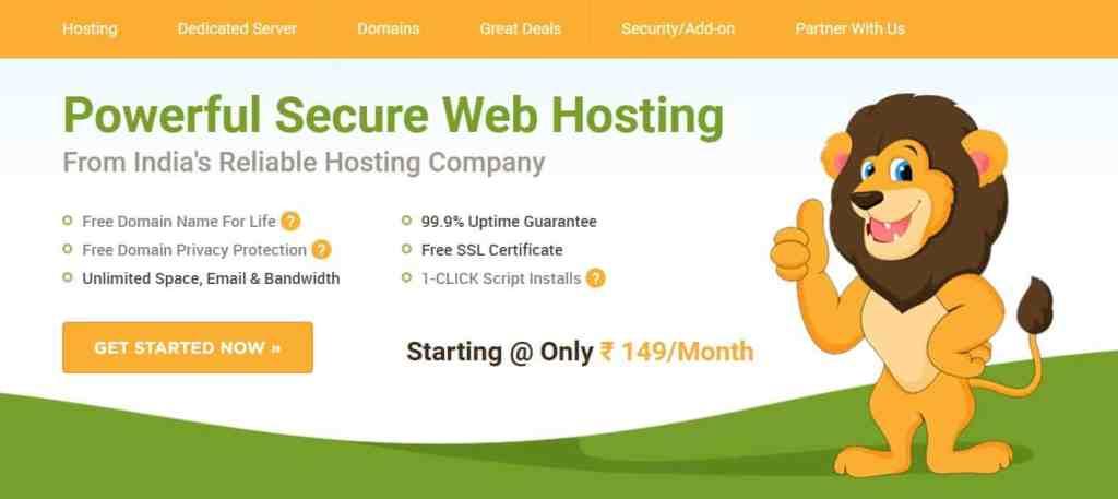 Web hosting companies in India - Hostsoch