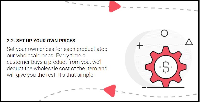 Set custom prices for Reseller hosting