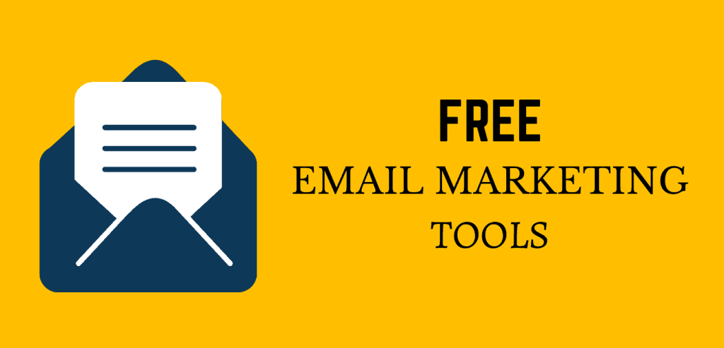 List of free email marketing tools