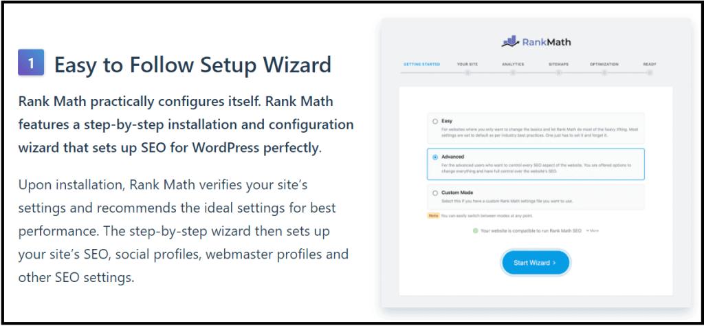 Setup method of WordPress SEO plugins