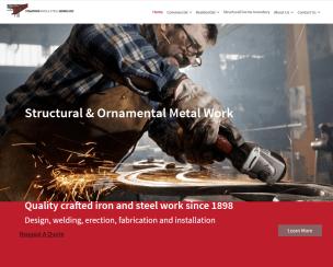 New SISW homepage
