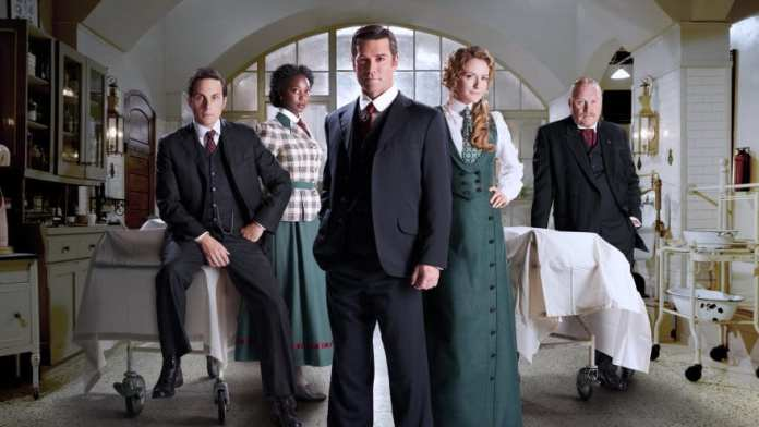 """Rich search results on Google when searched for """"Murdoch Mysteries season 14"""""""