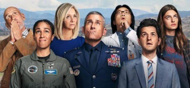 Space Force Season 2