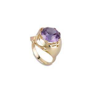 Zlatý prsten s Alexandridem v aukčním prodeji Zlatnického domu Roudná