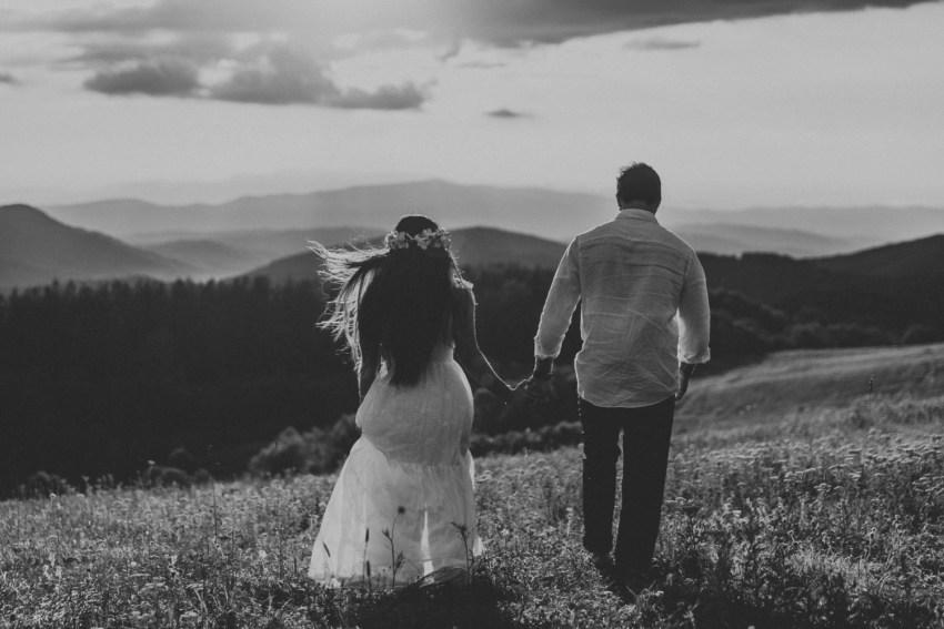 max patch asheville elopement photographer
