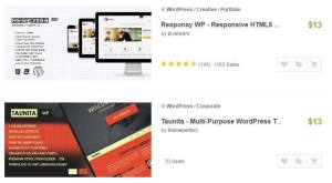 wordpress themes under $20