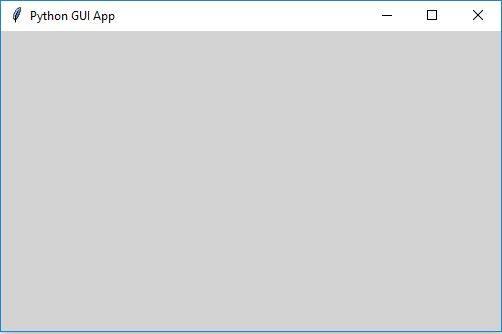 How to Create Window in Python Using Tkinter? | Vinish