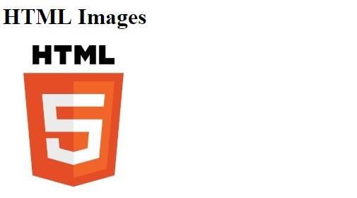 HTML5 image.