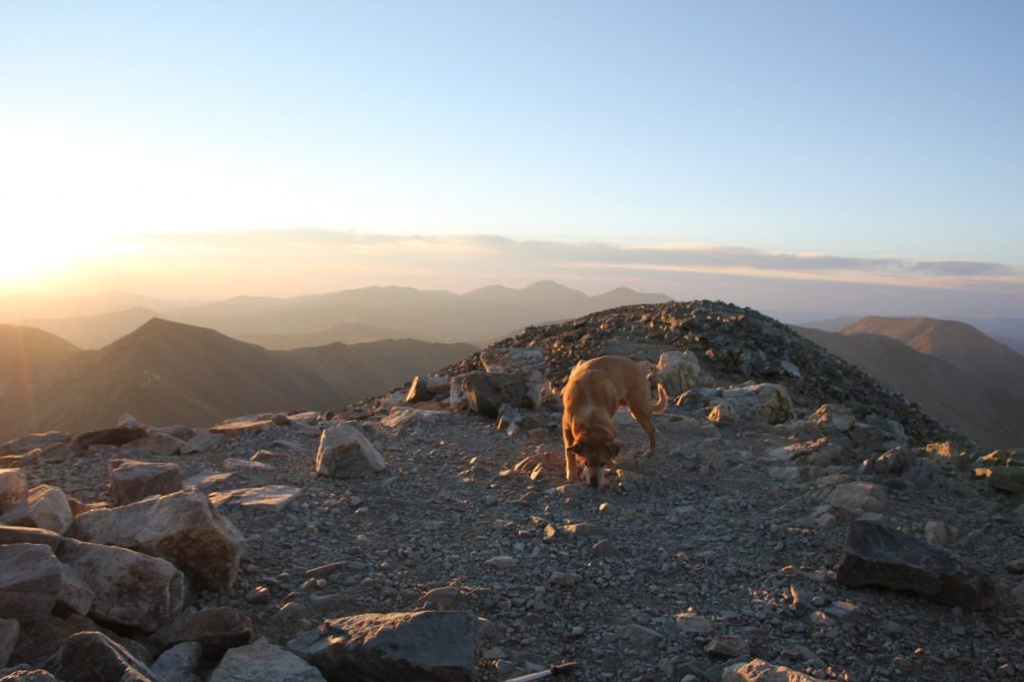 Tips for your first fourteener