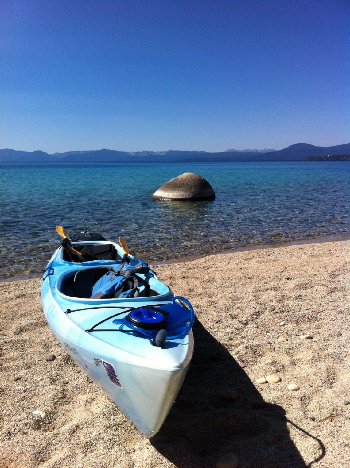 local's guide to lake tahoe hidden beaches