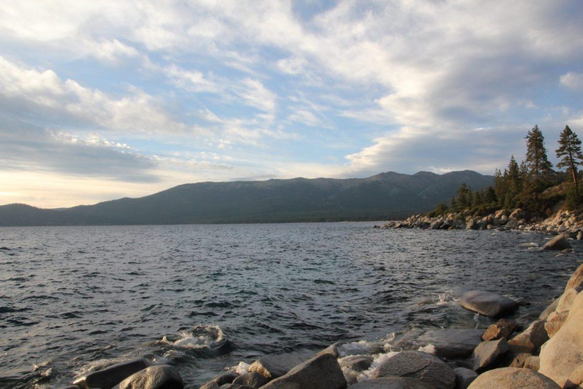 Tahoe Like A Local - hidden beach