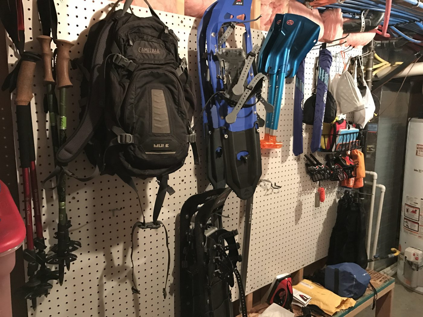 Gear Organized! I Hope You Enjoyed This Build Your Own Outdoor Gear Closet  Tutorial. With A Little Elbow Grease, Itu0027s Simple To Create The DIY Gear  Closet ...