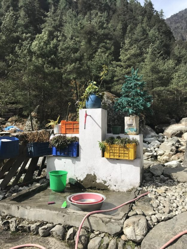 Typical Water Source