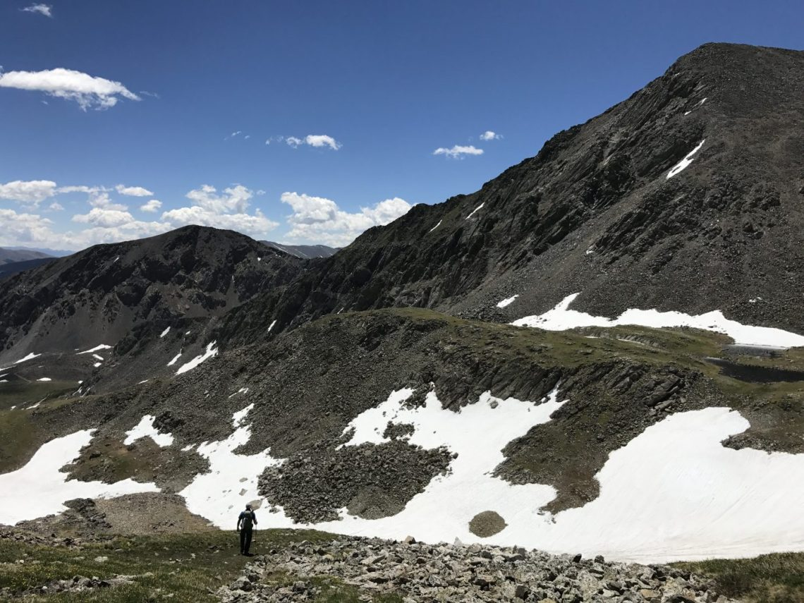 father dyer and crystal peak
