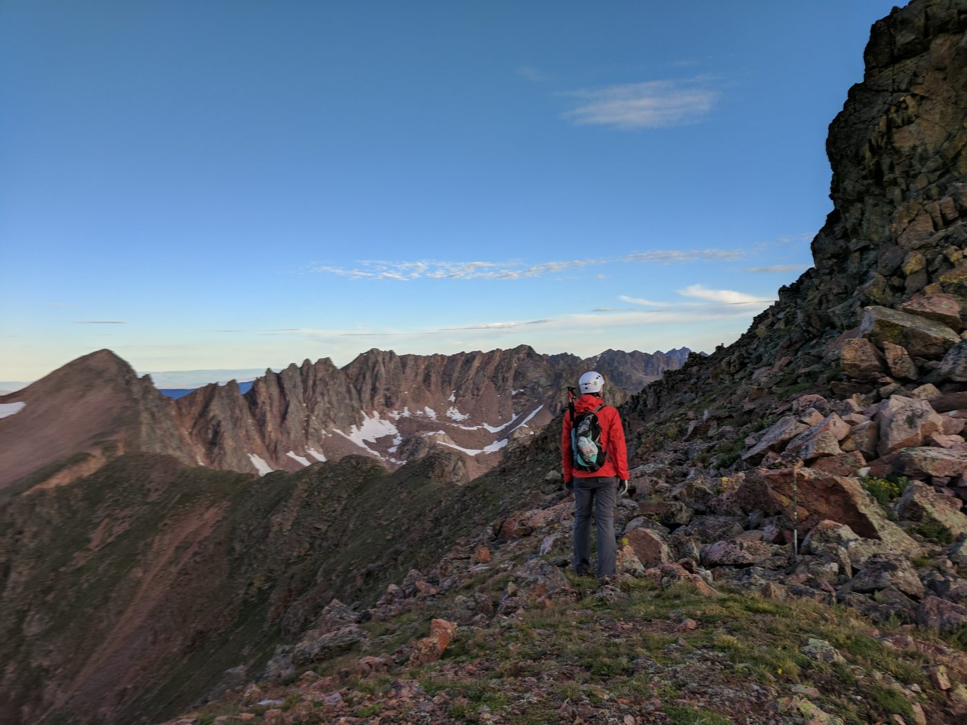 what to pack for 14er