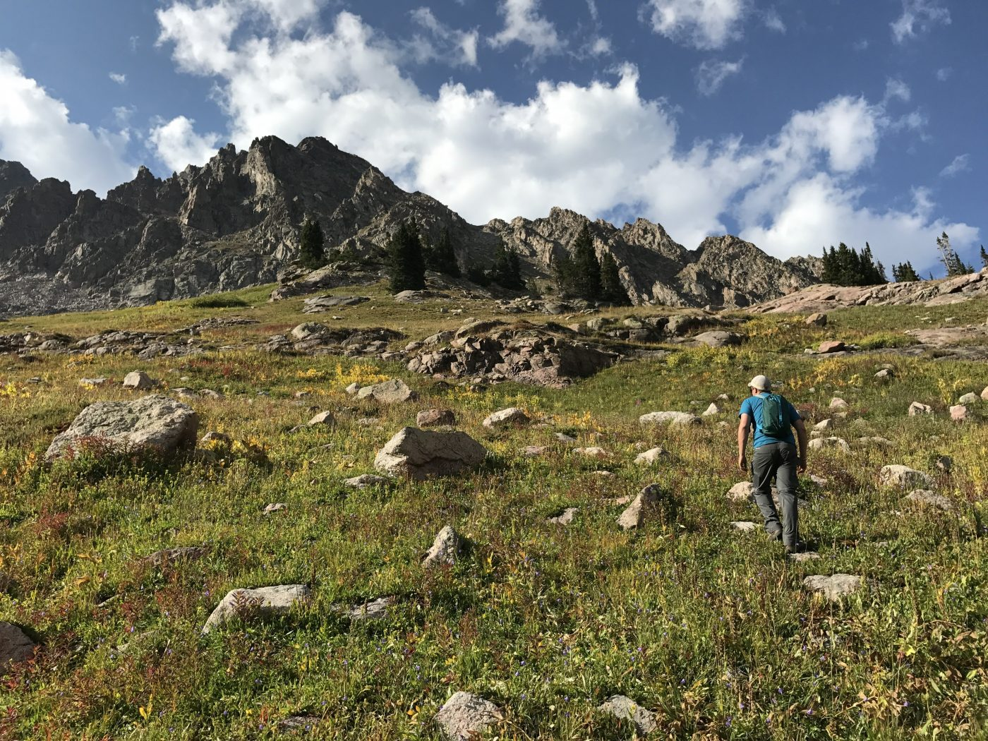 best fall hikes in Colorado