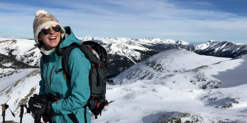 choosing a winter mountaineering pack