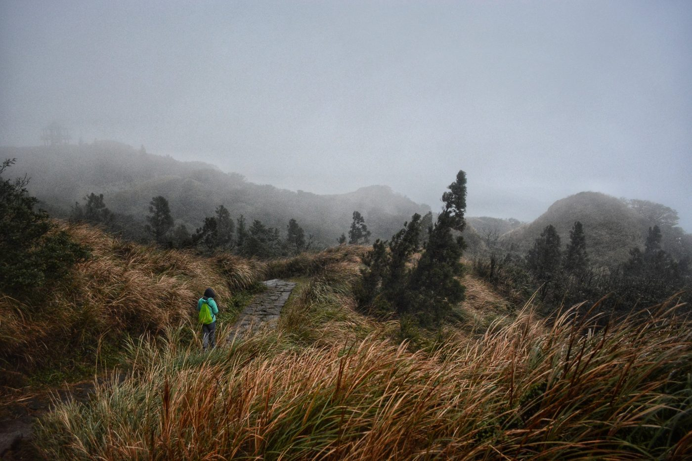 best hikes in taiwan