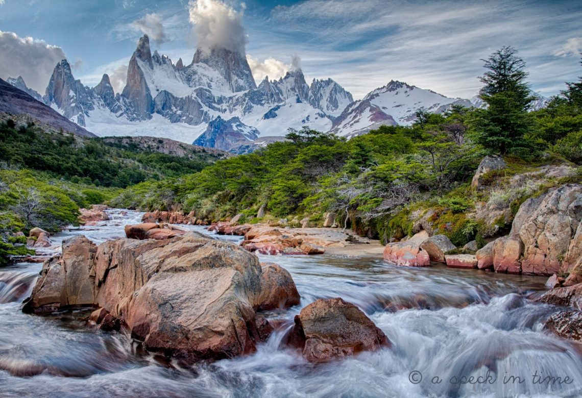 best hikes in patagonia the Fitz Roy