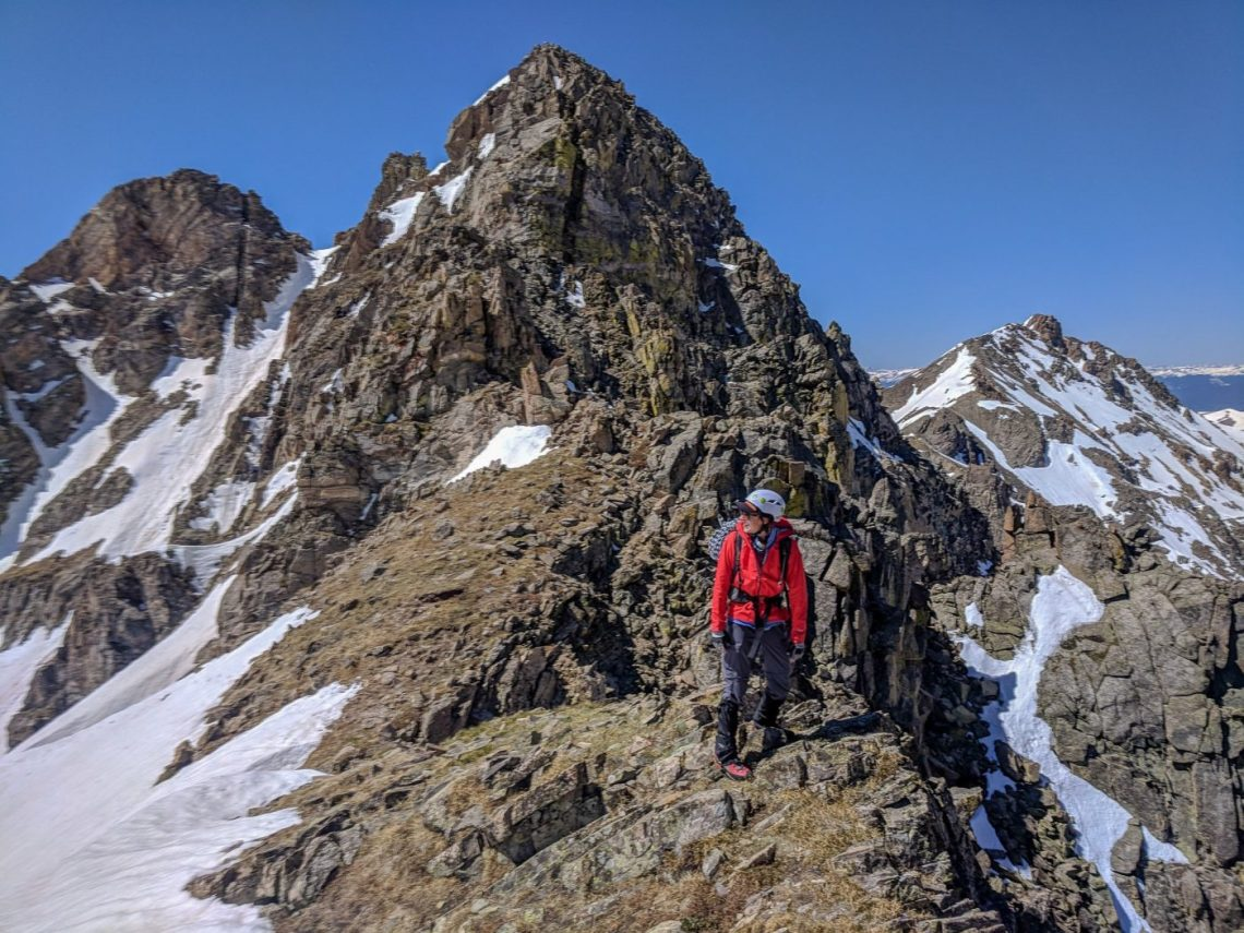 the citadel to pettingell traverse trip reports