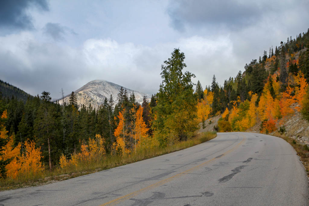 tips for fall in colorado