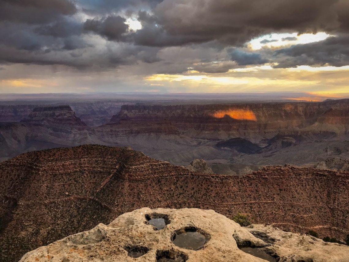 grand canyon national park cape finale