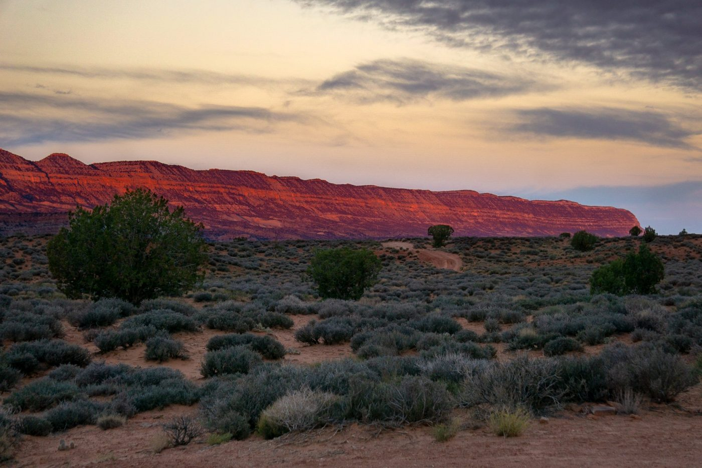how to find free camping in the USA on BLM Land