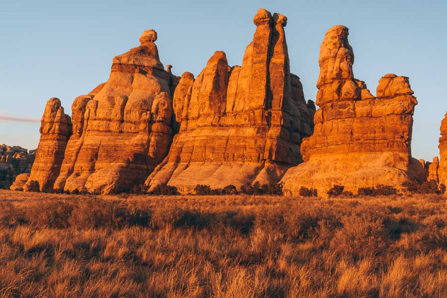National parks in southern utah