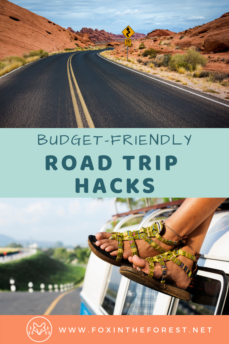 Budget-friendly road trip hacks for your southwest road trip. Advice for how to go on a southwest road trip on a shoestring. Tips and tricks for an American road trip. #budgettravel #USAtravel #outdoors #hiking #climbing #roadtrip