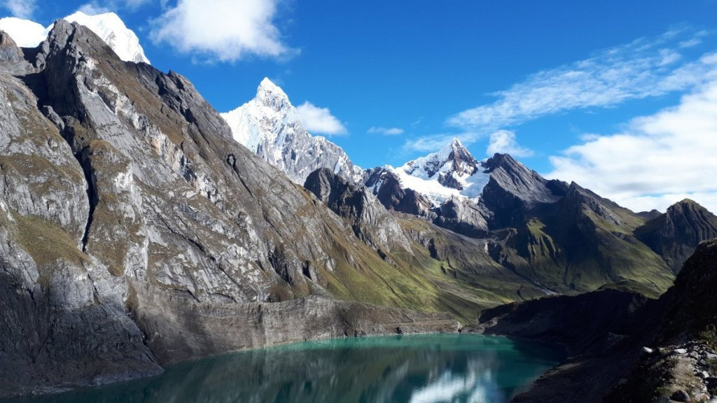 best hiking in south america