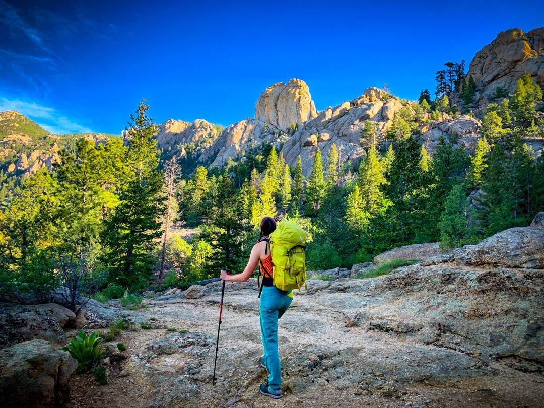 best trekking poles for women