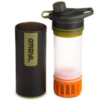 Best water bottle with filter for travel