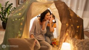 Single parent family home guarantee
