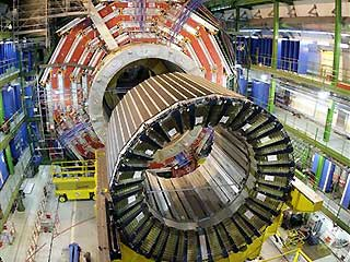The finally working Large Hadron Collider