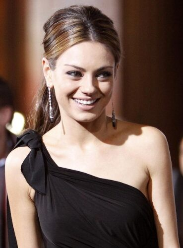 Mila at The Book of Eli Premiere