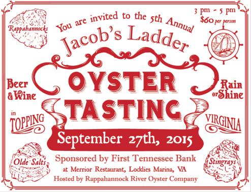 Oyster Roast - 2015