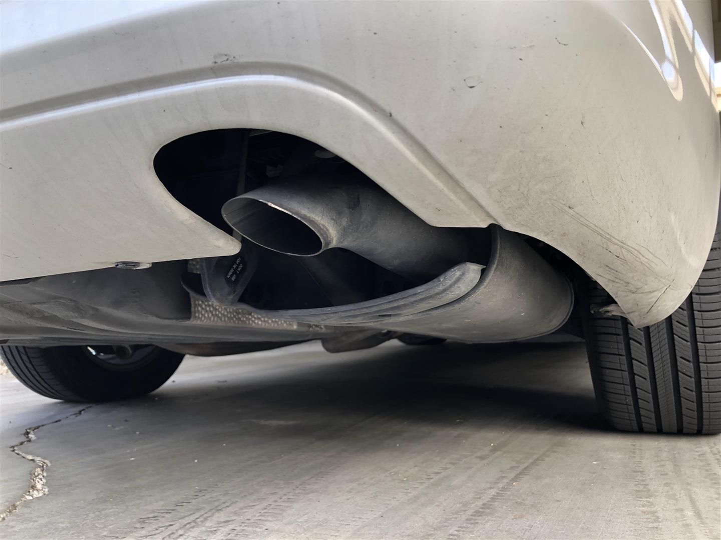 common signs of exhaust system failure
