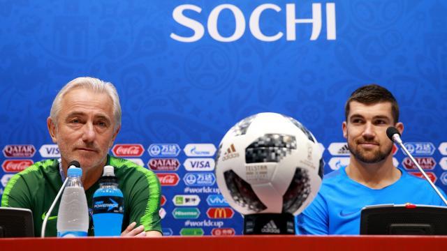 Socceroos v Peru preview