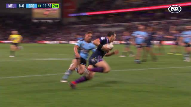 Slater special fires up Storm