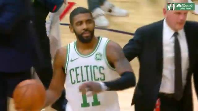 Kyrie blows up deluxe