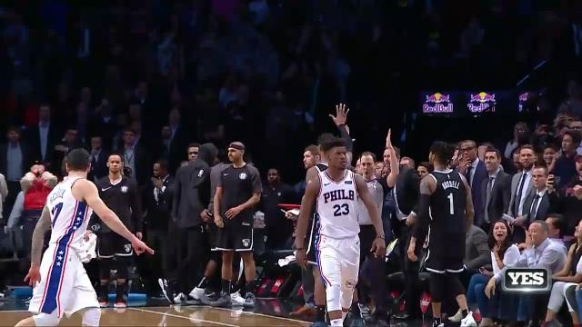 Butler calls 'game' on Nets